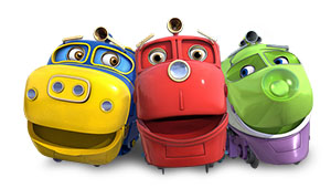 Чаггингтон (Chuggington)